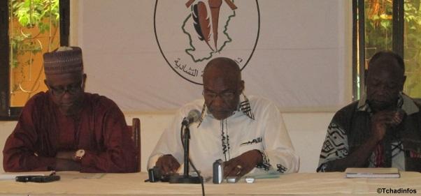 Tchad : l'opposition a tenu son premier forum qui appelle à l'union de leurs forces