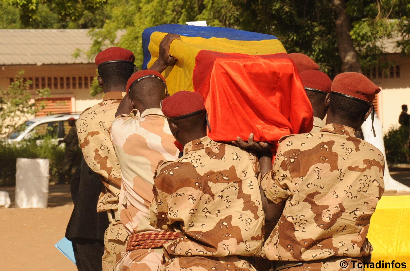 Terrorisme : 4 soldats tchadiens tués dans une explosion au Lac