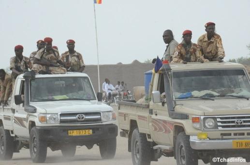 Tchad : 13 soldats morts suite à l'explosion d'une mine au Lac