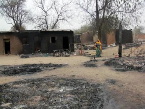 Plus de 3.000 Nigérians et 540 Tchadiens trouvent refuge au Tchad pour fuir Boko Haram