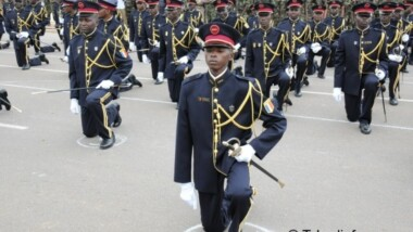 Tchad : recrutement de plus de 10.000 soldats en 2015
