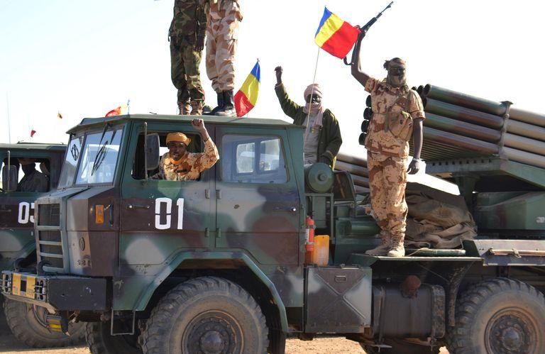Tchad : 6 soldats stagiaires aux États-Unis radiés de l'armée