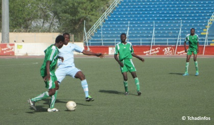 Tchad : la ligue nationale de football se poursuit