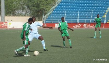Sport: RFC à la peine, Gazelle FC devance les autres