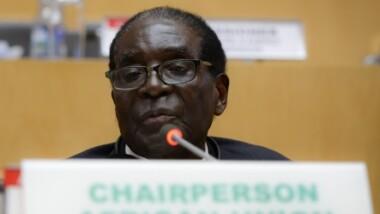 Mugabe pourra se rendre dans l'UE en tant que président de l'Union africaine