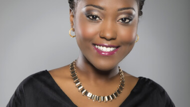 Bonne chance à Bintou, candidate de Miss Afrique Montréal 2015