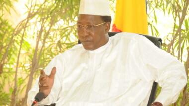"""Tchad – Idriss Déby : """"Il faut mettre en place la force multinationale"""""""