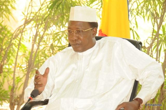 Tchad : allocution du Président de la République à l'occasion de l'Aid el Kebir