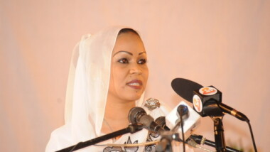 """Tchad: le cancer un """"véritable problème de santé publique"""" Hinda Déby Itno"""
