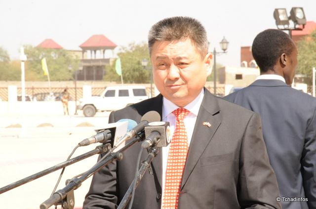 La Chine offre des médicaments antipaludiques au Tchad