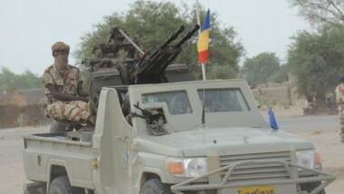 Les Etats unis offrent 86 véhicules aux forces antiterroristes du Tchad