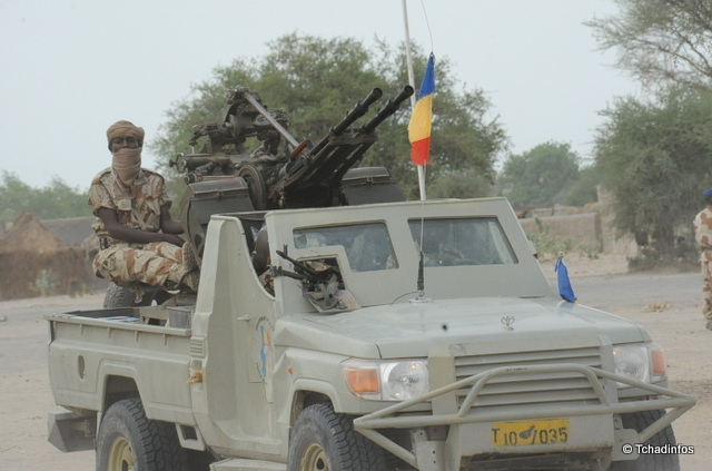 Terrorisme : un véhicule militaire  saute sur une mine et fait un mort dans le lac Tchad