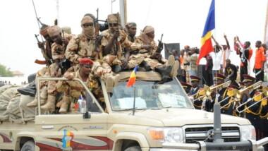 Tchad/Boko Haram: les soldats tchadiens déployés au Nigeria et au Niger rentreront le 11 décembre