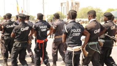 Sécurité: une opération de contrôle physique des policiers est lancée