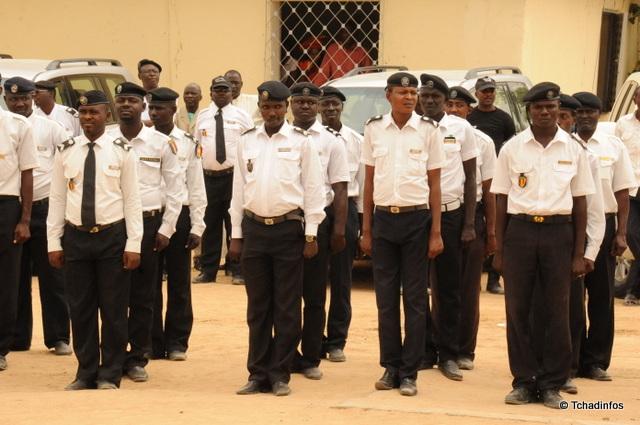 Tchad : formation des responsables de la police sur la criminalité transfrontalière