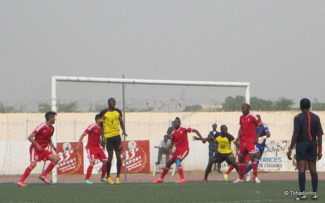 Ligue des champions : les équipes tchadiennes éliminées