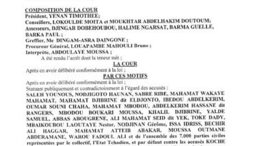 Affaire Habré : que de fautes grossières dans le verdict de condamnation des anciens agents de la DDS