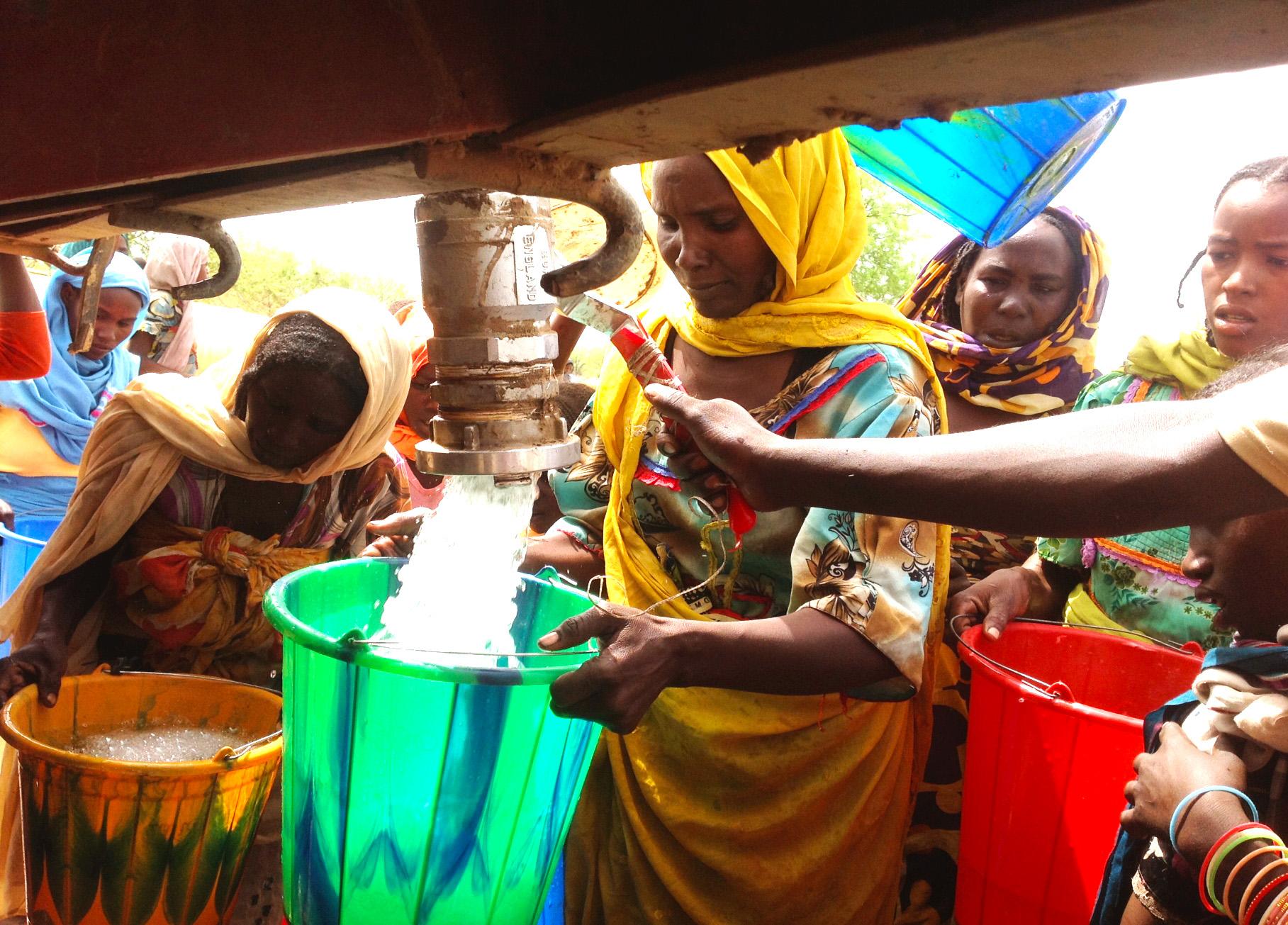 Tchad: 67% de la population ont accès à l'eau potable