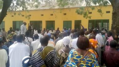 Tchad : les enseignants mobilisés pour des actions contre l'abattement de salaire