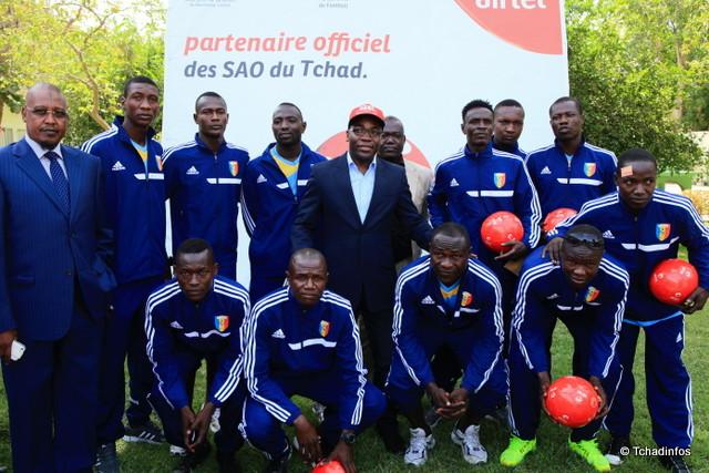 Tchad : la liste des joueurs convoqués pour les éliminatoires de la CAN 2017