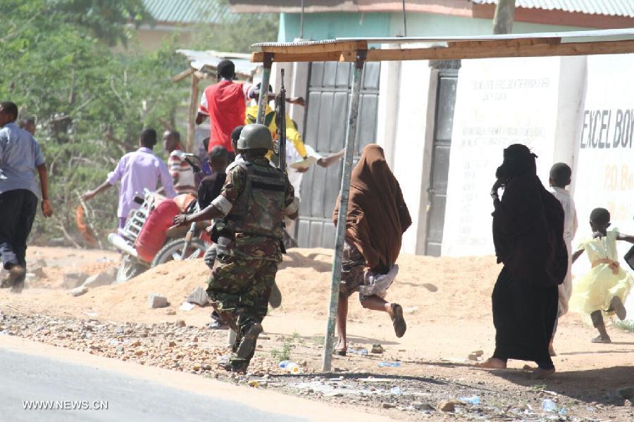 Kenya : les dignitaires musulmans condamnent l'attaque terroriste de Garissa