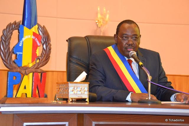 Tchad : Haroun Kabadi annonce la fin de la 3ème législature