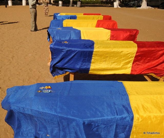 Neuf soldats tchadiens tués lors d'un accrochage avec Boko Haram auNigeria