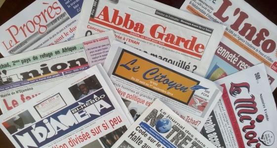 Revue de la presse au Tchad, semaine 27