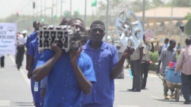 1er mai : les travailleurs tchadiens ont adressé un chapelet de revendications au gouvernement