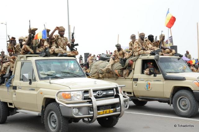 Attentats déjoués à Bol, trois terroristes recherchés
