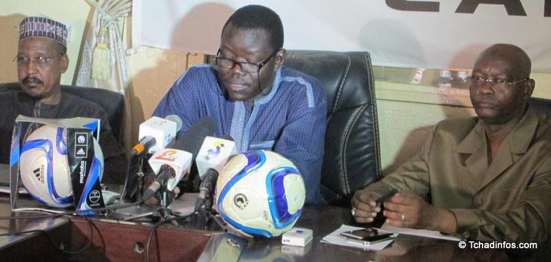 Les SAO du Tchad partent en France pour un stage et des matchs amicaux