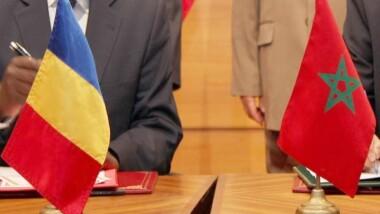 Diplomatie : le Tchad et le Maroc signent plusieurs accords