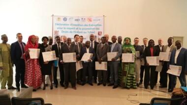 Tchad: une trentaine d'entreprises adherent à une declaration en faveur des droits de l'enfant