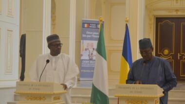 Deby, Buhari et Youssoufou à N'Djamena sur fond de lutte contre Boko-Haram