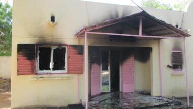 Tchad : incendie du centre de formalités des entreprises logé à la Chambre de commerce