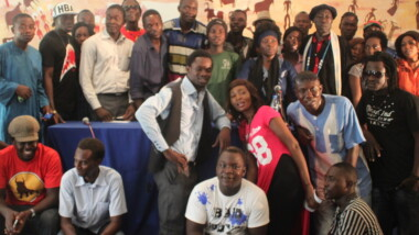 Une école de musique au Tchad « Reou goss » ou encore chemin de l'art en Ngambaye