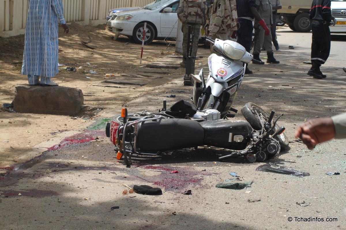 Tchad : un détonateur électrique artisanal utilisé dans l'un des deux attentats suicide de N'Djamena