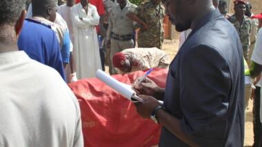 Tchad : c'est une usine de fabrication artisanale d'explosifs que les policiers ont découverts ce matin