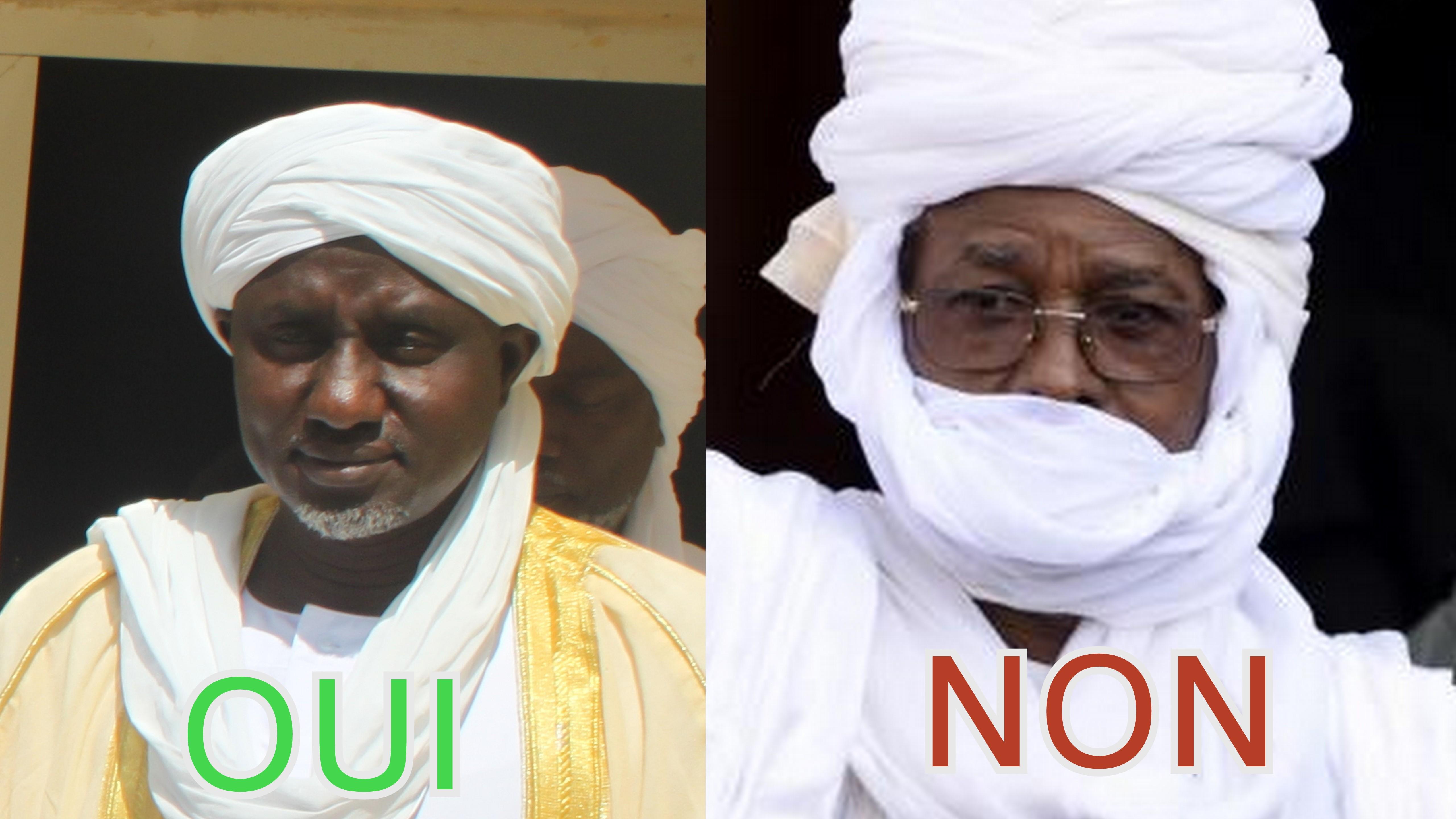 Tchad : interdiction de porter la burqua et le turban complet (Kadamoul)