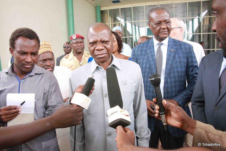 Tchad : le comité tripartite examine le rapport provisoire du fichier de la solde