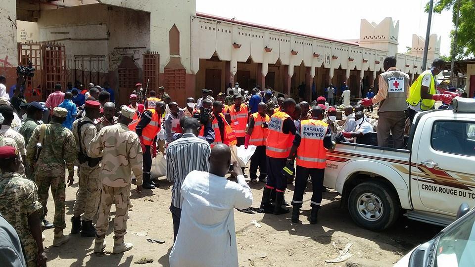 Attentat-suicide à N'Djamena