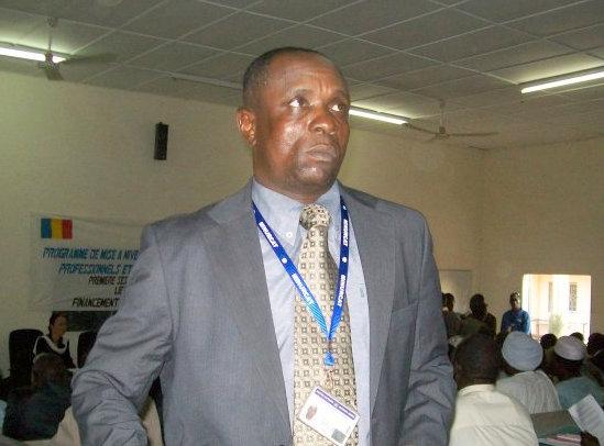 Le Tchadien Djimrabaye Bourngar nommé vice-président de la Commission d'éthique de la FIFA