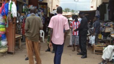 Des armes et munitions saisies aux deux grands marchés de N'Djamena