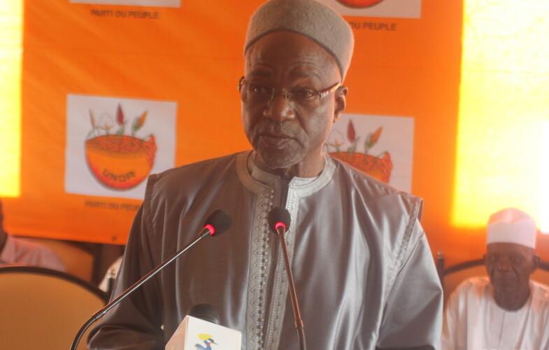 Politique: Kebzabo exprime son soutien à Laoukein