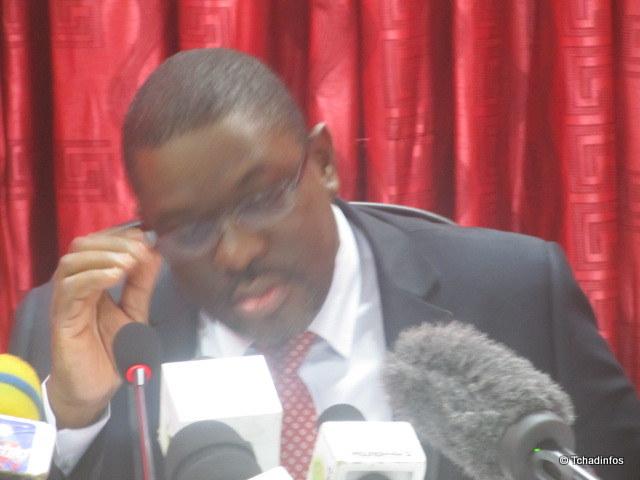 Hassan Sylla irrité par une question relative à une implication du Président Deby dans l'affaire Habré