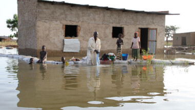 Un projet de 80 millions € lancé pour réduire les risques de catastrophes en Afrique sub-saharienne