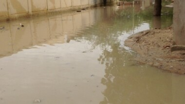 Troisième pluie et N'Djamena est déjà dans l'eau