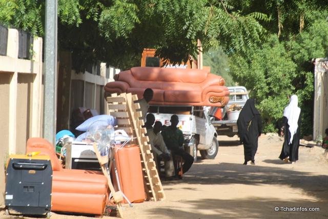 Les habitants des villas Italydil de Sabangali déguerpit manu militari