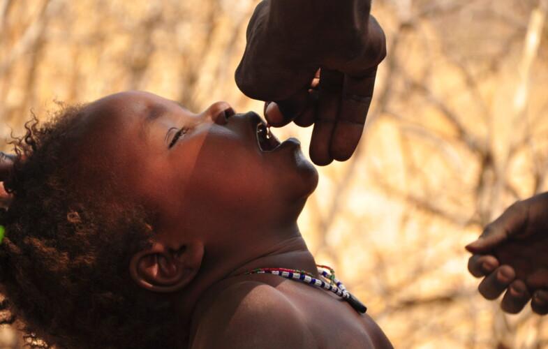Tchad : campagne de vaccination contre la rougeole