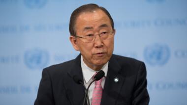 """Le secrétaire général de l'ONU salue """"l'accord historique"""" sur la question du nucléaire iranien"""